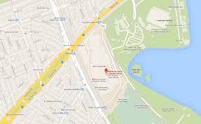 Chicago Traffic Map Getting To Msac Melbourne Sports Hub Australia