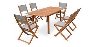 fabriquer une table pliante beautiful salon de jardin bois clair contemporary amazing house