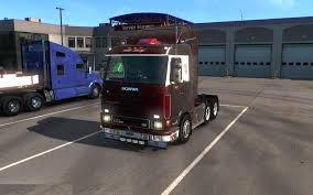 volvo vnl 780 blue truck farming simulator 2017 2015 15 17 scania 143m for ats 1 28 x 1 30 x v1 1 updated ats american