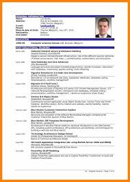 Resume Samples Good by 6 Top Resume Example U2013 Doctors Form