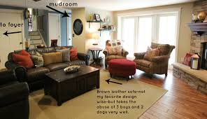 Living Rooms With Area Rugs by Golden Boys And Me Our Family Friendly Family Room