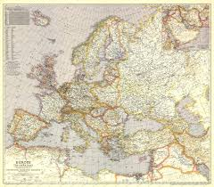Europe And Asia Map by 1943 Europe And The Near East Map Historical Maps