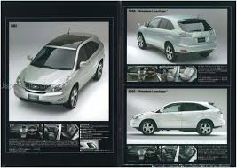 difference between lexus and toyota harrier toyota harrier 2003 acu30 mcu30 japanclassic