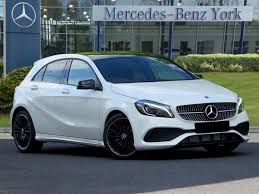 mercedes d class used 2017 mercedes a class a 200 d amg line premium plus for