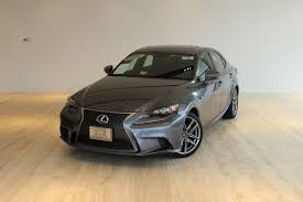lexus used car is 250 2015 lexus is 250 crafted line stock p018881 for sale near