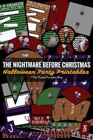 nightmare before christmas baby shower ideas homeactive us inside