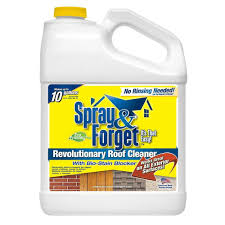 How To Clean Stone Patio by Spray U0026 Forget 1 Gal Concentrated No Rinse Eco Friendly Roof And