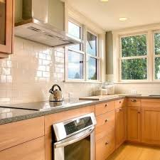 Subway Tile Ideas Kitchen Best 25 Maple Kitchen Cabinets Ideas On Pinterest Craftsman