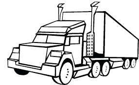 jet truck coloring page 18 wheeler coloring pages world fastest truck jet truck you can