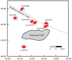 moderate to large seismicity induced by hydrocarbon production