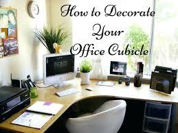 Office Desk Decoration Themes Desk Decoration Ideas Cubicle Office Space Design Desk Decoration