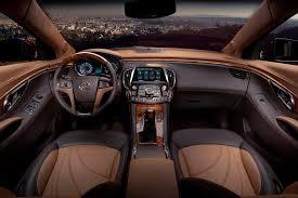 2013 Buick Verano Interior 2011 Buick Lacrosse Gl Concept To Debut At La Auto Show