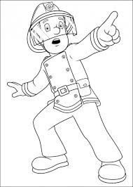 fireman sam cl colouring pages photo shared kassia19 fans