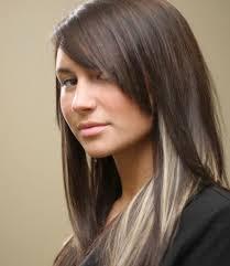 highlights underneath hair dark brown hair with blonde highlights underneath trendy black