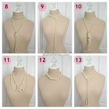 wear long necklace images 21 ways to wear a 60 quot long strand pearl necklace stylish petite jpg