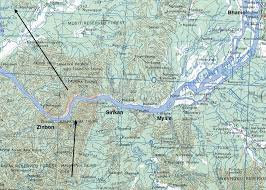Irrawaddy River Map The Diary Of Dennis Brown Chindit Chasing Operation Longcloth 1943
