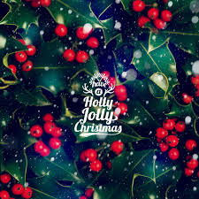 have a holly jolly christmas events qhd wallpaper 2560x2560