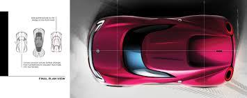 Car Plan View Alfa Romeo Velino Offroad Coupe By Chester Lu Motivezine