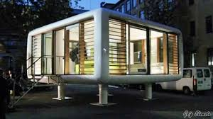 Prefabricated Tiny Homes by Tiny And Modern Prefabricated Homes Youtube