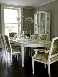 White Painted Furniture For The Dining Room Leporello Living - Painting a dining room table