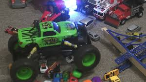 videos of rc monster trucks rc monster truck demolition videos for kids toy cars fun youtube