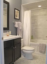 bathroom alcove ideas tile espresso vanity alcove tub neutrals marble top