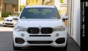 bmw black grill ind painted kidney grilles bmw f15 x5 ind063