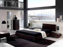 applying black and white bedroom ideas designoursign