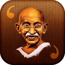 quotes by mahatma gandhi in gujarati mahatma gandhi quotes free android app market