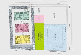compound floor plans the landmark floor plans project 3d views in solapur