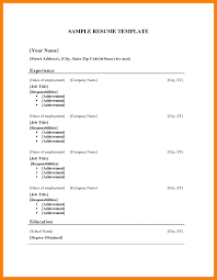 resume templates using wordpad for resume 9 resume template for wordpad applicationleter com
