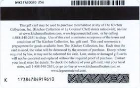 the kitchen collection inc gift card blue bow kitchen collection united states of america
