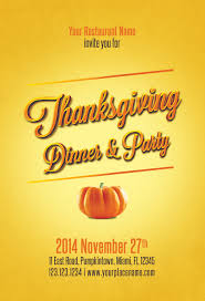 thanksgiving invitations free templates 23 free thanksgiving flyers psd word templates demplates