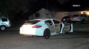 police porsche robbers invade la palma home flee in victim u0027s new porsche