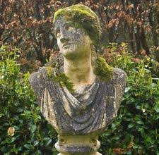 how to make moss with yogurt concrete garden statues and gardens