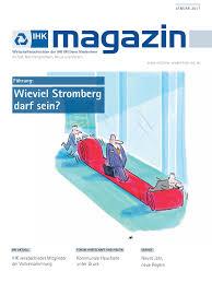 Gute Und G Stige K Hen Calaméo Ihk Magazin Januar 2017