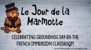 groundhog day archives teaching french immersion ideas for the