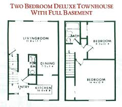 two bedroom for rent 2 bedroom deluxe townhouse with full basement for rent in penfield ny