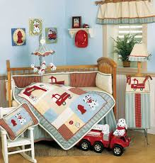 Firefighter Crib Bedding Firefighter Bedding Babygaga