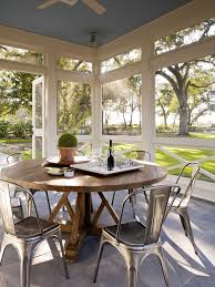 Best 25 Summer Porch Decor by Amazing Of Porch Dining Table A Summer Porch With A Beach Themed