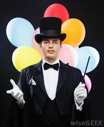 Magician Meme - what does a magician do with pictures