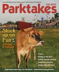 parkfairfax native plant sale fall parktakes 2016 by fairfax county park authority issuu
