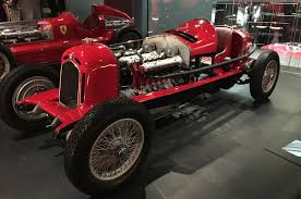 vintage alfa romeo race cars the 10 coolest cars at alfa romeo u0027s revamped museum motor trend