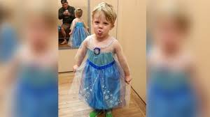 frozen dress for halloween frozen abc7 com