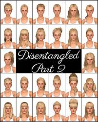 the sims 3 hairstyles and their expansion pack mod the sims disentangled part 2 26 de accessorized