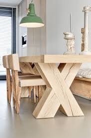 Modern Wood Dining Room Tables Modelos De Mesas De Jantar Natural Wood Table Wood Table And