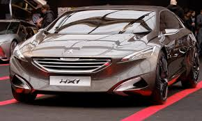 peugeot 102 car 2011 peugeot hx1 concept shows sumptuous detailing and scale but