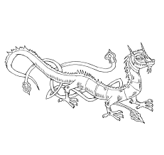 free coloring pages chinese dragons coloring pages ideas
