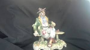 Capodimonte Tramp On A Bench 100 Capodimonte Tramp On Bench With Wine Bottle 17 Best