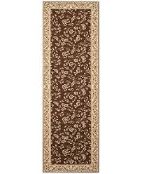 km home rugs princeton floral brown rugs macy u0027s bridal and